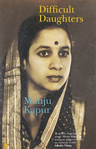 Difficult Daughters: Kapur, Manju