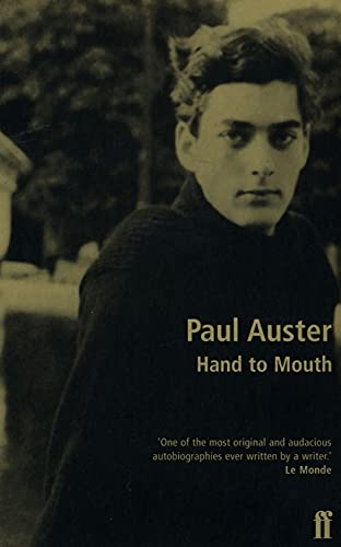 9780571195978: Hand to Mouth: A Chronicle of Early Failure