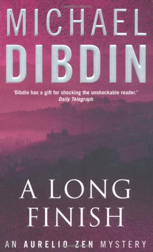9780571197194: Long Finish (6) (Aurelio Zen Mystery)