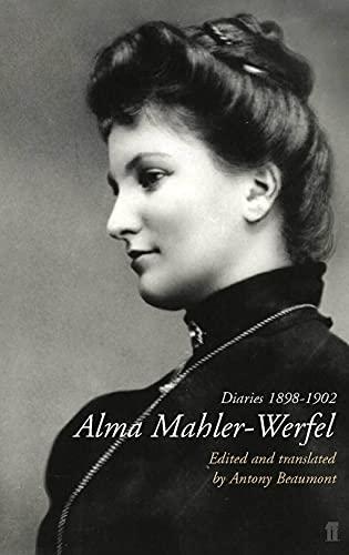 9780571197255: Alma Mahler-Werfel: Diaries 1898-1902