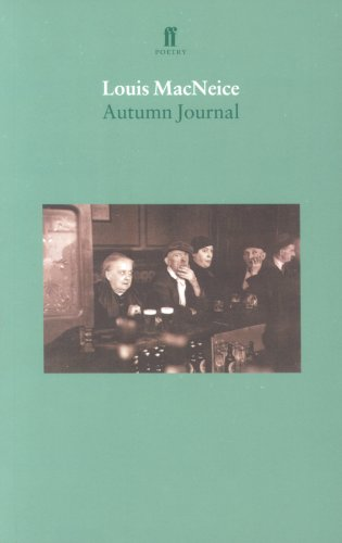 9780571197453: Autumn Journal: A Poem (Faber Poetry)