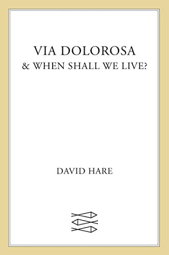 9780571197521: Via Dolorosa (Faber Plays)