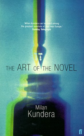 9780571197767: The Art of the Novel