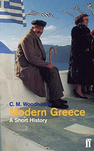 9780571197941: Modern Greece: A Short History