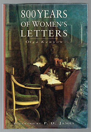 9780571198108: 800 Years of Women's Letters