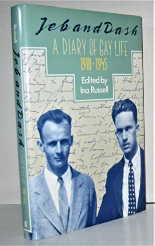 9780571198177: Jeb and Dash: A Diary of Gay Life, 1918-1945