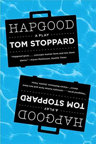 9780571198573: Hapgood: A Play