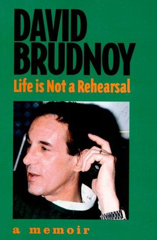 9780571199334: Life Is Not a Rehearsal: A Memoir