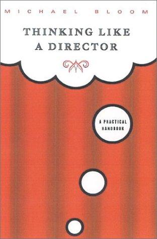 9780571199921: Thinking Like a Director: A Practical Handbook