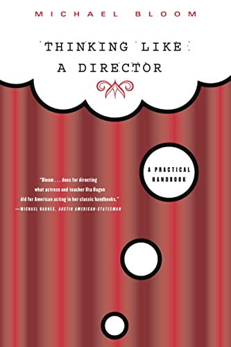 9780571199945: Thinking Like a Director: A Practical Handbook