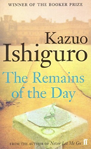 9780571200733: The Remains of the Day (FF Classics)