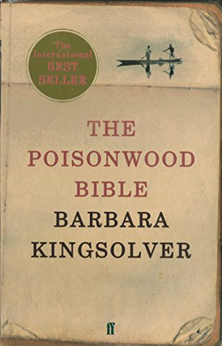 The Poisonwood Bible by Barbara Kingsolver Paperback
