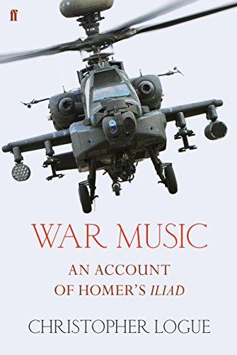 9780571202188: War Music: An Account of Homer's Iliad