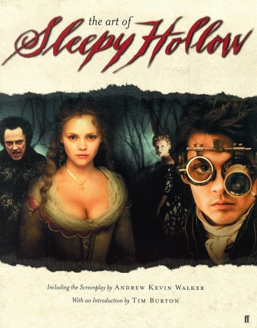 "9780571202232: The Art of Tim Burton's ""Sleepy Hollow"""