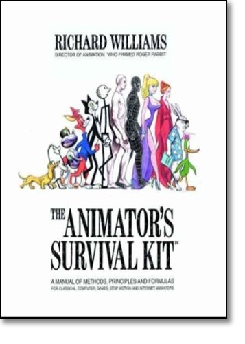 9780571202287: The Animator's Survival Kit: A Working Manual of Methods, Principles and Formulas for Computer, Stop-motion, Games and Classical Animators (Applied Arts)