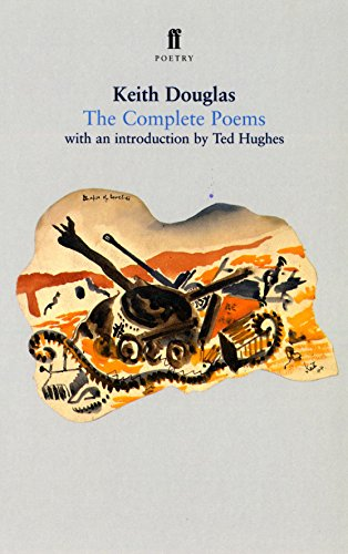9780571202584: Keith Douglas: The Complete Poems