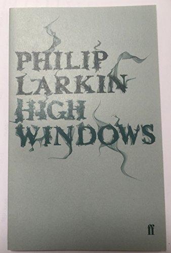 9780571202751: High Windows