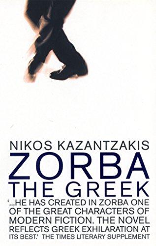 9780571203130: Zorba the Greek (FF Classics)