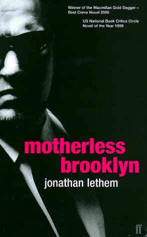 9780571203161: Motherless Brooklyn