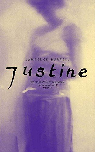 9780571203970: Justine (Faber Fiction Classics)