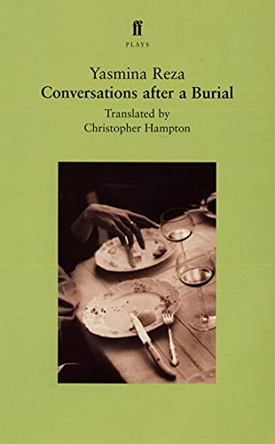 9780571204410: Conversations after a Burial (Faber Plays)