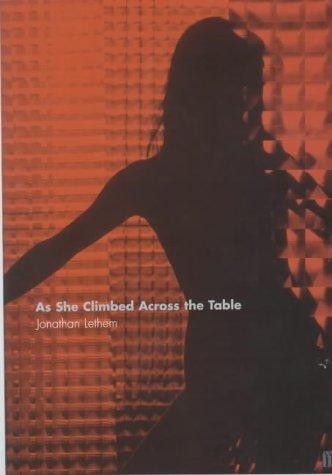 9780571205899: As She Climbed Across the Table