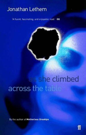 9780571206056: As she Climbed Across the Table