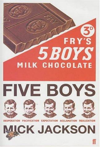 9780571206131: Five Boys