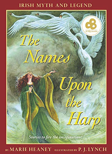 9780571206599: The Names Upon the Harp