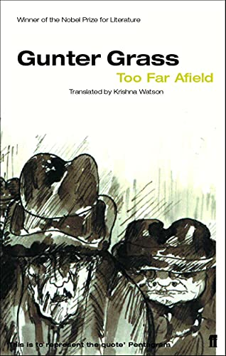 Too Far Afield (0571206646) by Günter Grass