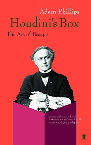 9780571206650: Houdini's Box: The Art of Escape