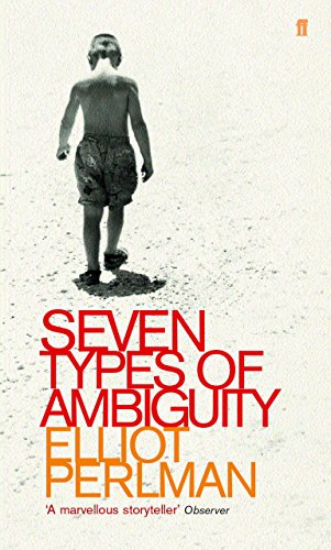 9780571207176: Seven Types of Ambiguity