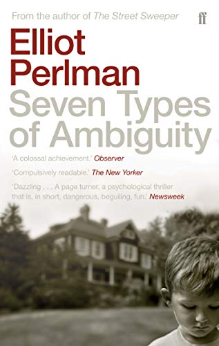 9780571207220: Seven Types of Ambiguity