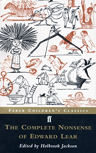 9780571207367: The Complete Nonsense of Edward Lear (FF Childrens Classics)