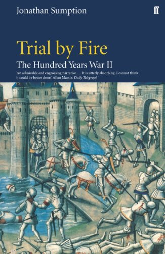 9780571207374: Trial by Fire (The Hundred Years War II)