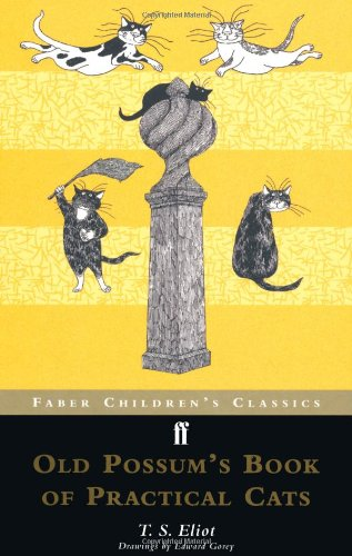 9780571207466: Old Possum's Book of Practical Cats (Children's Classics) (Faber Children's Classics)