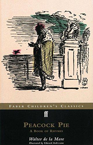 9780571207510: Peacock Pie (Children's Classics) (Faber Children's Classics)