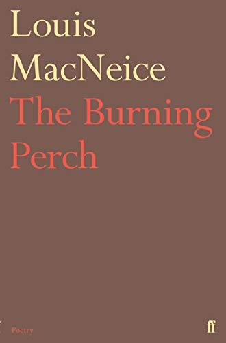 9780571207596: The Burning Perch