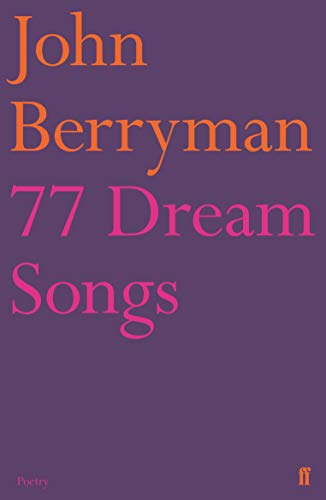 9780571207695: 77 Dream Songs