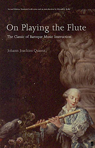 9780571207800: On Playing the Flute