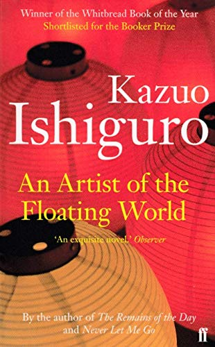 9780571209132: An Artist of the Floating World