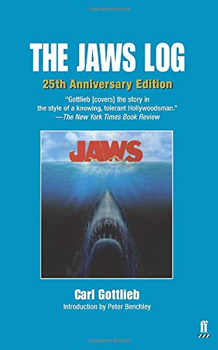 9780571209491: The Jaws Log