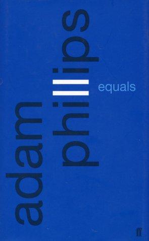 9780571209705: Equals