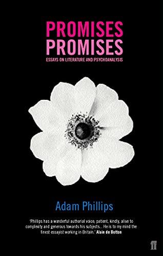 9780571209736: Promises, Promises: Essays on Literature and Psychoanalysis