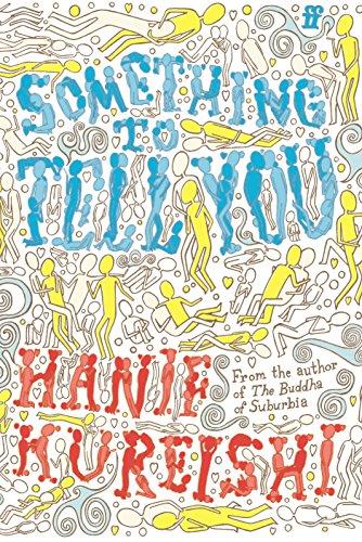 Something to Tell You-SIGNED: Kureishi, Hanif
