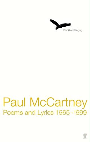 9780571209927: Blackbird Singing: Poems and Lyrics 1965-1999