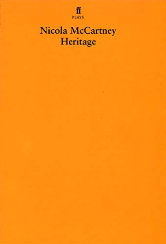 9780571210275: Heritage (StageScripts) (Faber StageScripts)
