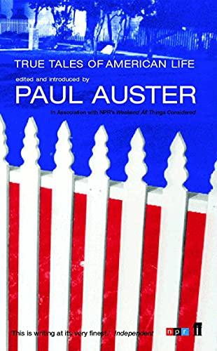 9780571210701: True Tales of American Life