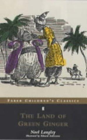 9780571210831: Land of Green Ginger (Children's Classics) (Faber Children's Classics)