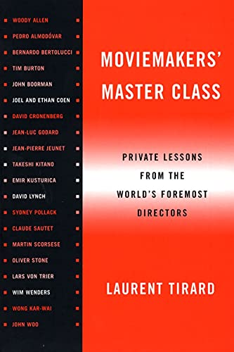 9780571211029: Moviemakers' Master Class: Private Lessons from the World's Foremost Directors
